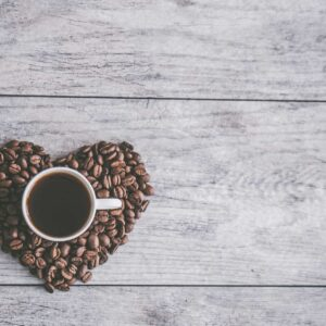 القهوة المطحونة